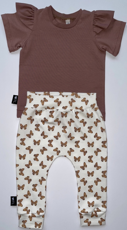 TessLiva-handgemaakte-baby-kinderkleding-Set-broekje-mini-vlinder-en-shirt-oud-mauve