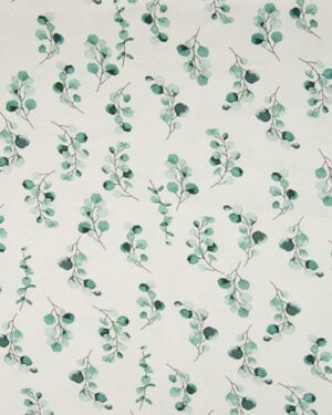 TessLiva-handgemaakte-baby-kinderkleding-Stof-dusty-flowers-groen