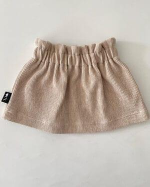 TessLiva-handgemaakte-baby-kinderkleding-paperbag-skirt-rib-ottoman-beige-melange