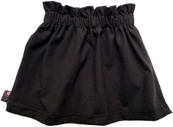 TessLiva-handgemaakte-baby-kinderkleding-paperbag-skirt-zwart