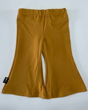 TessLiva-handgemaakte-baby-kinderkleding-flared-pants-okergeel