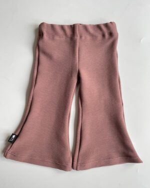 TessLiva-handgemaakte-baby-kinderkleding-flared-pants-rib-ottoman-oud-mauve