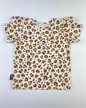 1164920201-Shirt-ruffles-Animal camel bruin-TessLiva-handgemaakte-baby-kinderkleding