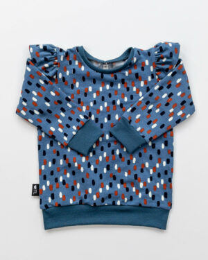 1188020201-Sweater-Soft sweat indigo-TessLiva-handgemaakte-baby-kinderkleding
